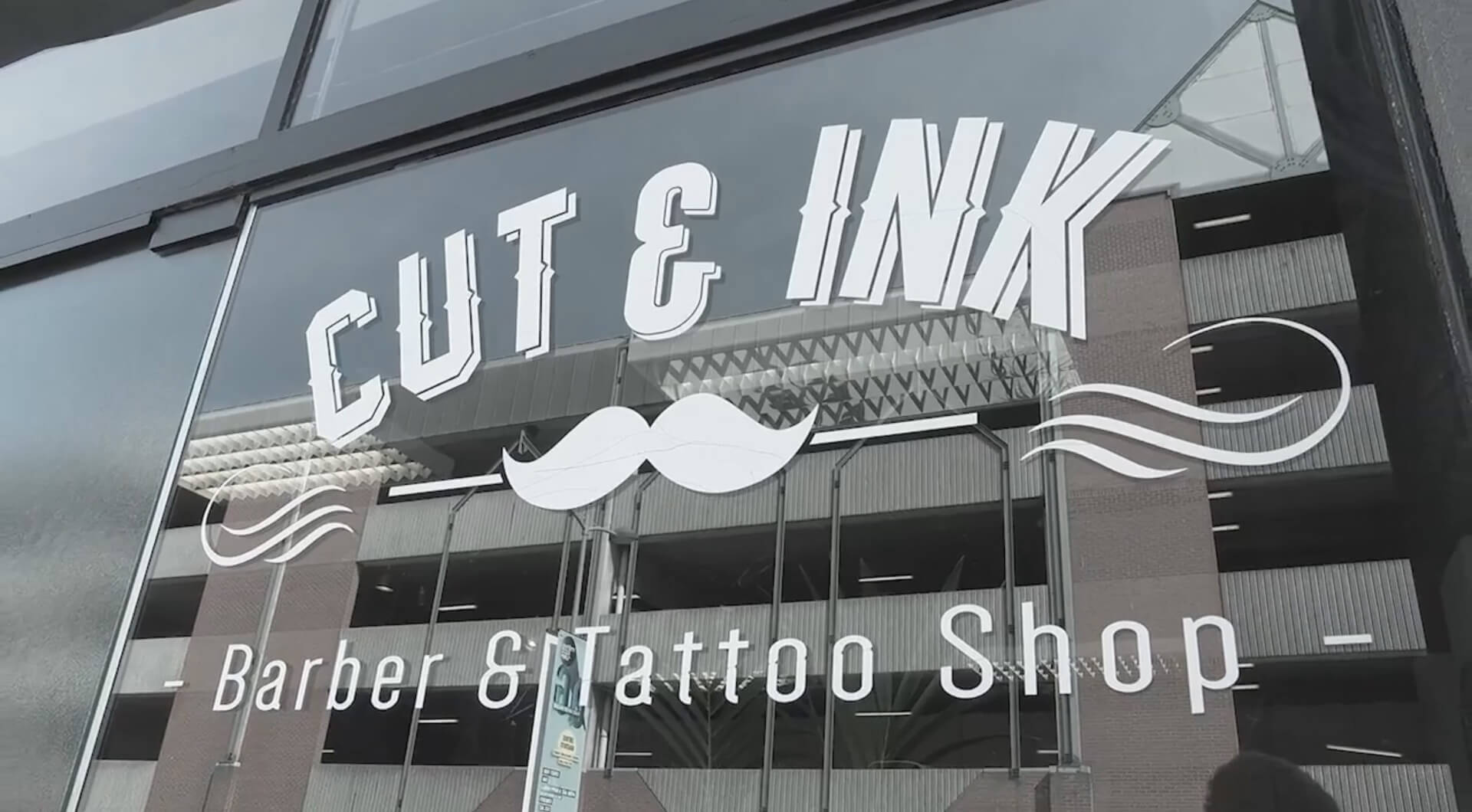 CUT & INK
